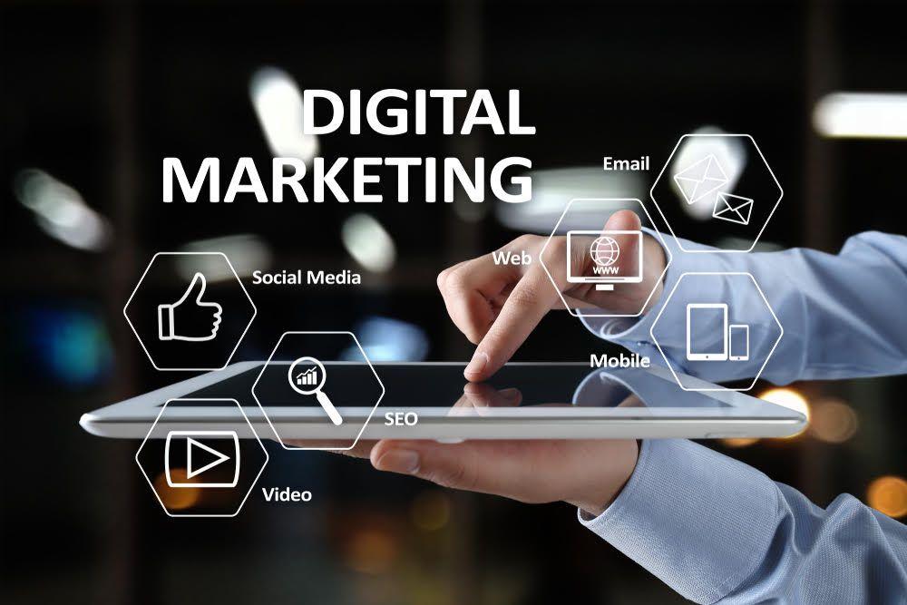 دیجیتال مارکتینگر
