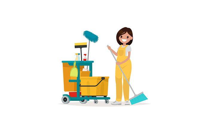 نیازیتو نظافت منزل