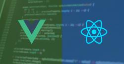 مقایسه سریعVue.JS و React.JS