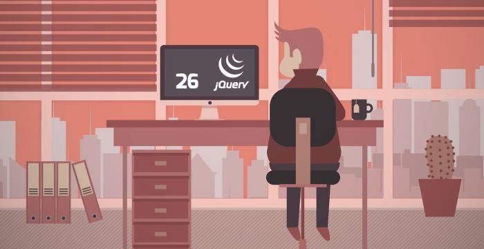 26 پلاگین فوق العاده با jQuery
