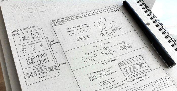 وایرفریم و معرفی 15 ابزار برای طراحی یک وایرفریم