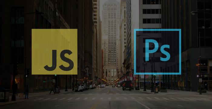 ساخت افکت Photo Collage با اکشنهای فتوشاپ و استفاده از جاوااسکریپت