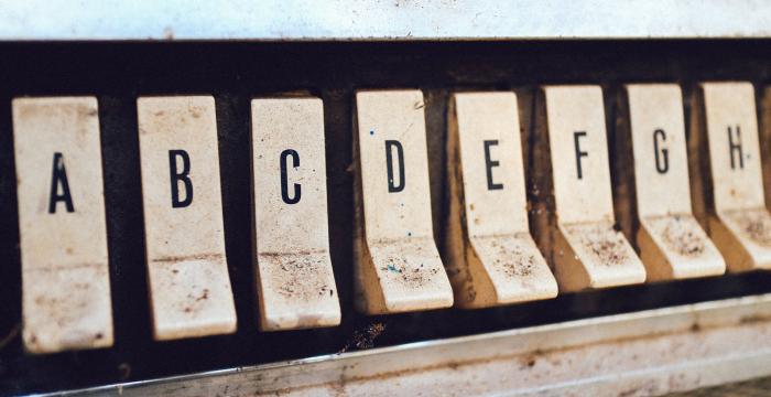۵ اصل تایپوگرافی که طراحان باید بدانند