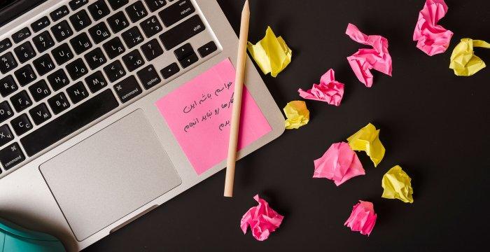 ۵ کاری که طراحان وب نباید آن را انجام دهند