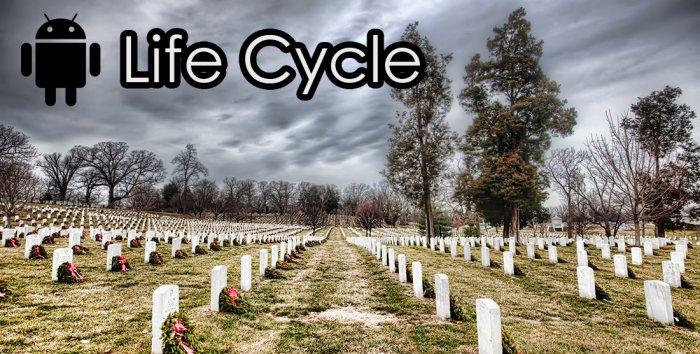 LifeCycle در اندروید