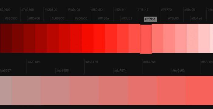 روانشناسی رنگها به همراه نمونههایی برای ایده گرفتن