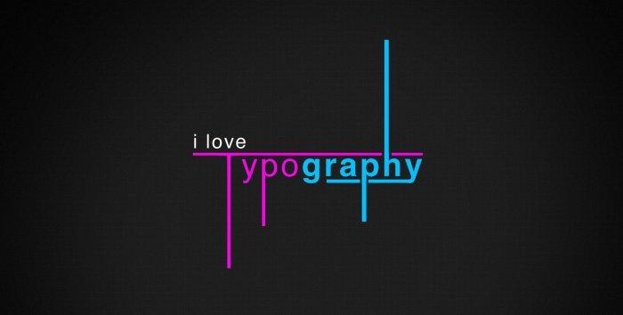 7 قانون تایپوگرافی در طراحی برای موبایل