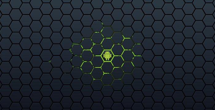 استفاده از کلاس VectorDrawable در اندروید