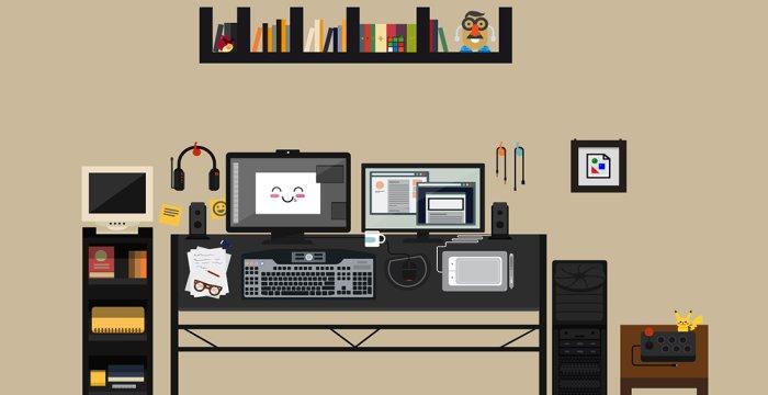 6 مهارت لازم برای حرفه ای شدن در طراحی وب